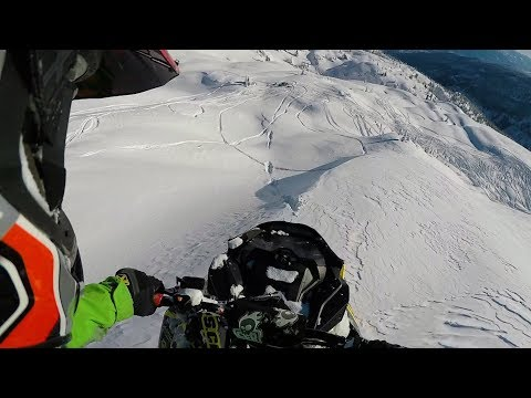 GoPro Awards: Snowmobile Gap Miscommunicaton