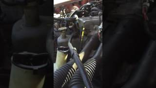 1987 Ford F150 inline 6 EFI rough idle and stalling problems
