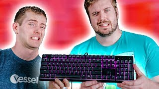 FAKE Mechanical Keyboard FEELS Real! - S#!t Manufacturers Say