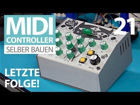 FINALE E21 – Arduino MIDI Controller Tutorial