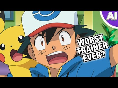 Is Ash Ketchum The Worst Pokémon Trainer of All-Time? (Animation Investigation)