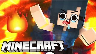 LOSING MY MIND! I RAGE AT THIS MINECRAFT DROPPER!