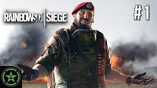 Tazed Concussed and Gooed - Rainbow Six Siege: Siegetember (#1) | Let