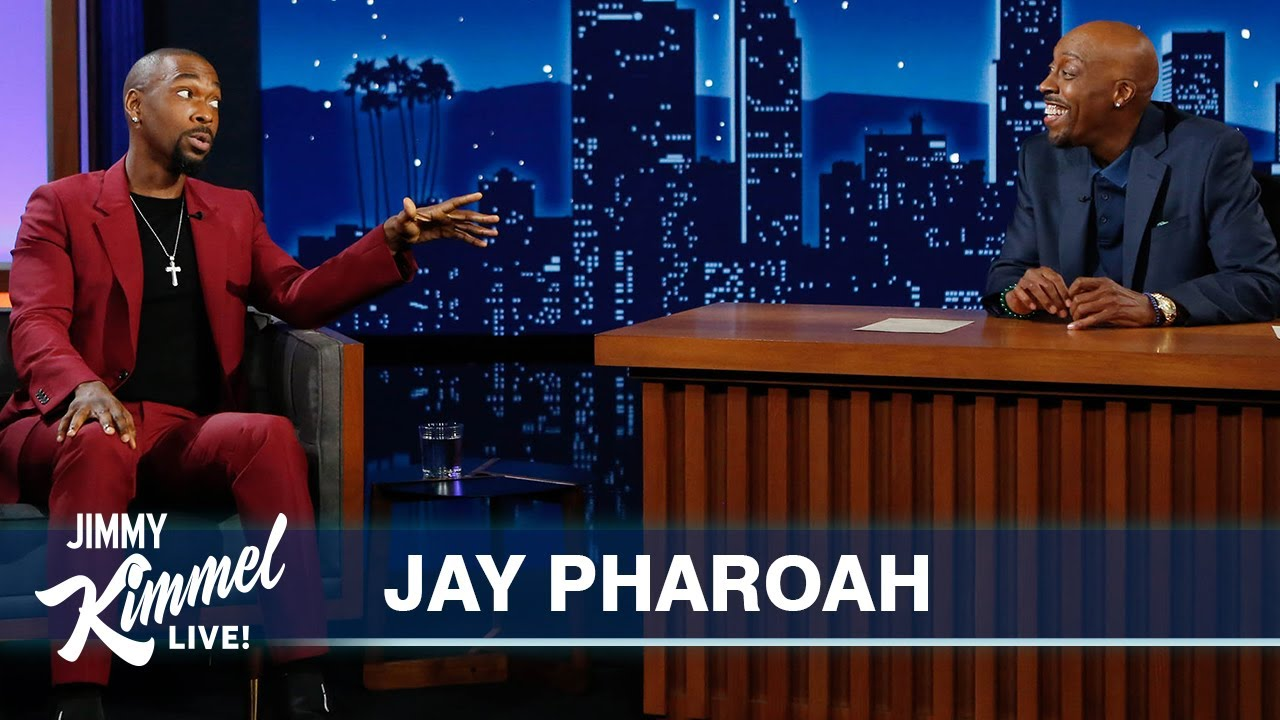 Jay Pharoah on Impersonations, Filming in Mauritius & Getting Pooped on by a Fruit Bat
