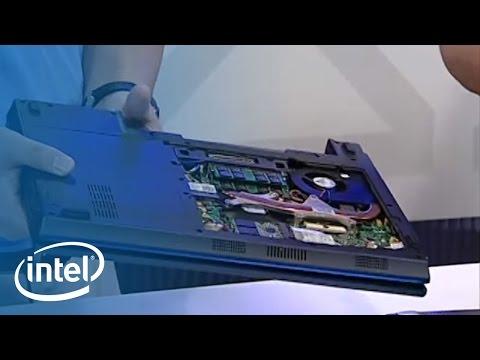 Tech Show: Build a custom notebook | Intel