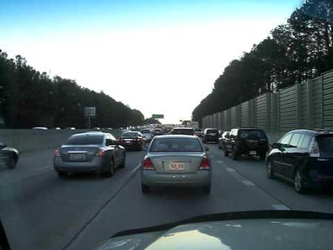 traffic on ga 400