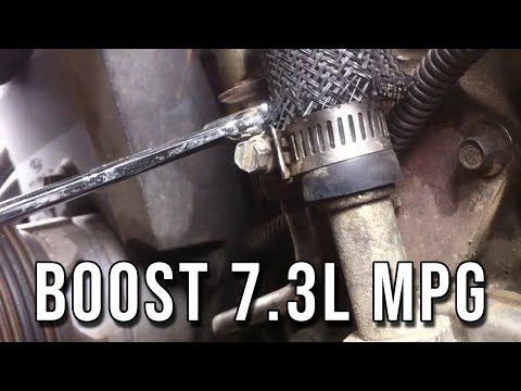 How to: Clean EBPS and Improve MPG