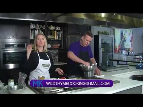 Wild Thyme - Caramel Sauce for Chocolate Dipped Pretzels