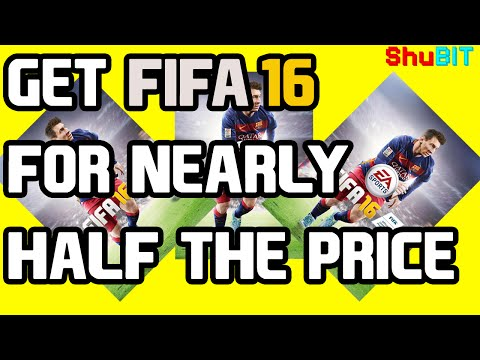 How To Get FIFA 16 for Nearly Half the Price From Origin Store [PC-only]