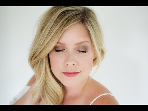 Glowing Makeup Tutorial with Glo Skin Beauty