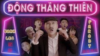 Động Thăng Thiên - ( Quỳnh Búp Bê Parody ) - LEG