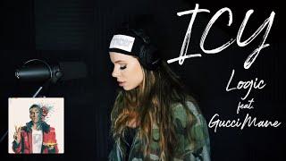 Icy - Logic feat. Gucci Mane (Cover by DREW RYN)