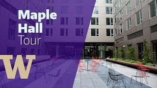 Uw Hfs | Maple Hall Virtual Tour