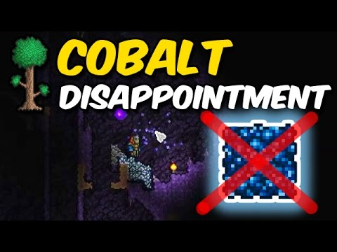 Terraria: Cobalt Disappointment