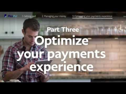 Getting Started with PayPal for your Business - Take the tour