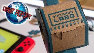 Nintendo LABO Announced - Orbit Report