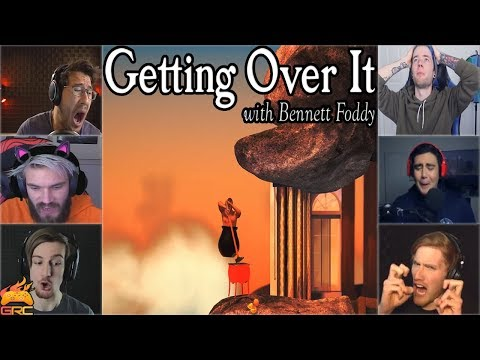 Gamers Reactions to Falling Down at