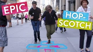 Getting Strangers to Hopscotch in NYC | PDA with Ben Aaron