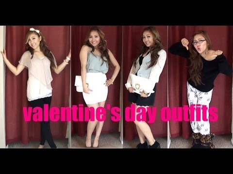 Valentine's Day/Date Night Outfits!