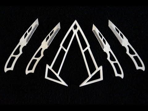 Hidden Blade Symbol/Belt Buckle