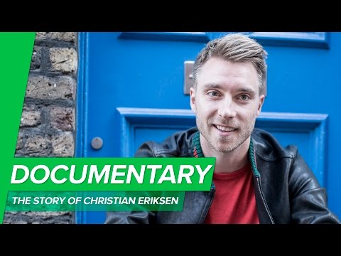 Christian Eriksen: This is my story - Free kick tutorial with the Danish genius