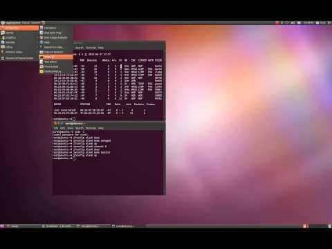 crack wep encryption ubuntu 11.04