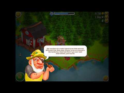 Hay Day Fishing Boat Overview Guide - (Hay Day Guides)