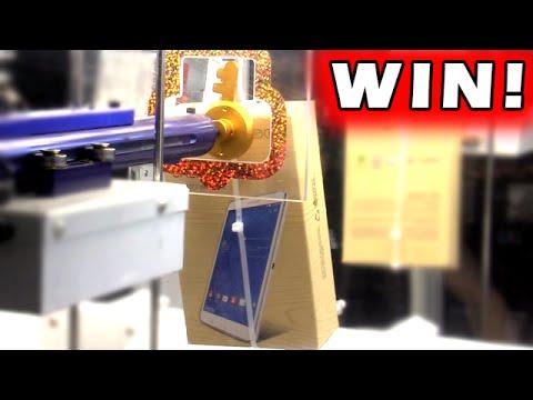 Keymaster Tablet MAJOR PRIZE WIN! | Arcade Hacks | Matt3756