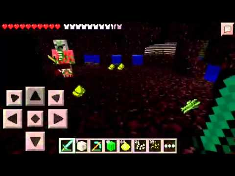 Minecraft Pocket Edition 080 - How To Make A Nether Reactor Ios Android Kindle238