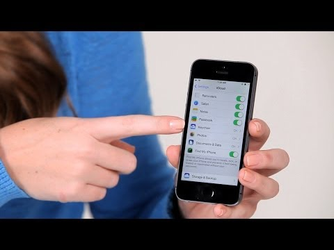 How to Sync Your iPhone through iCloud | Mac Basics