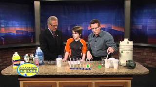 Freezing Liquid - Cool Science Fair Project