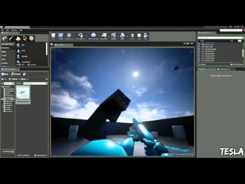 Unreal Engine 4 Tutorial - Collision (Quick & Easy)