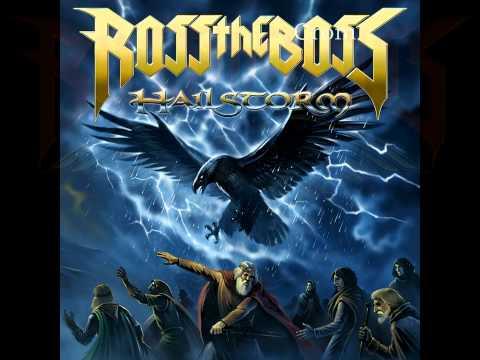 ROSS THE BOSS -- Hailstorm -- Preview