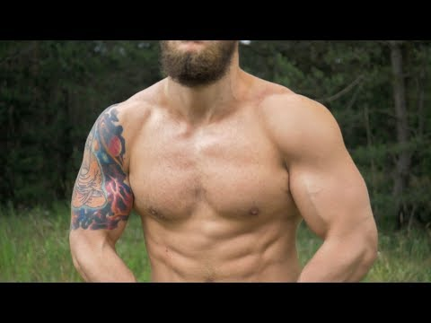 How to Build BIG CHEST with Push Ups