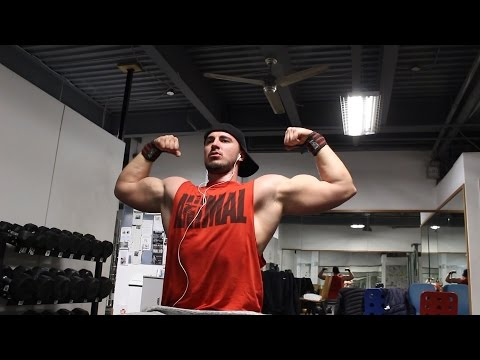 OVERLOADING ARMS - Arm Workout for MASS