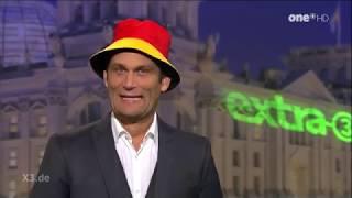 """Kabarettist Christian Ehring (extra 3): Die """"Aufarbeitung"""" des Merkel-Besuchs in Dresden"""