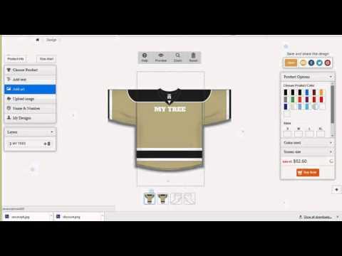 Make Hockey Jerseys