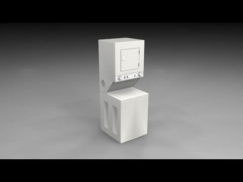 Washer and Dryer Combo – How to Find the Model Number