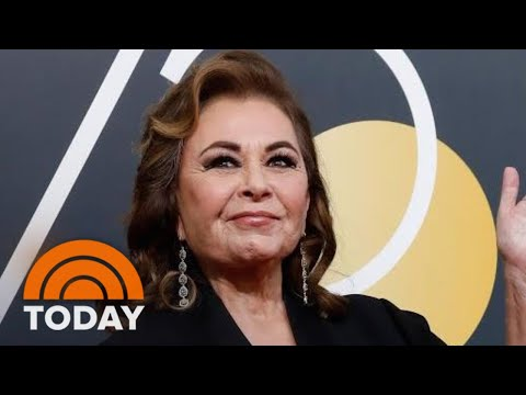 Roseanne Barr Goes On Twitter Rant After Her Show Is Canceled | TODAY