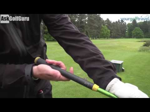The Grip Master - Golf Grips