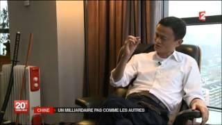 CHINE: UN MILLIARDAIRE PAS COMME LES AUTRES 23/06/13