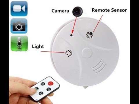 The Smoke Detector Spy Camera Instructions And In Depth Review