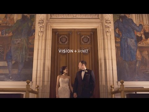 Cleveland, Ohio Wedding Video - The Tudor Arms - Alison and Jesse