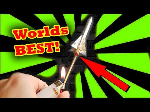 Build the Ultimate Matches Rocket - 65 Foot !! BOOM!!!