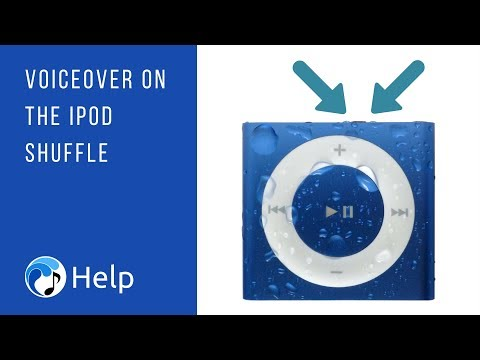 How to Enable and Use the VoiceOver Function on your iPod Shuffle!