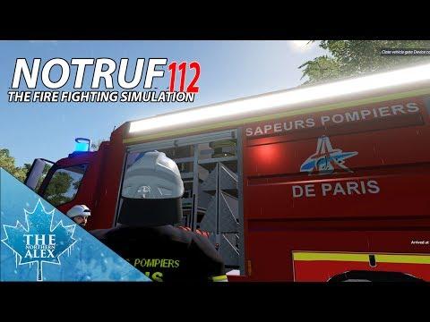 Notruf 112/ Emergency Call 112 - Sapeurs Pompiers De Paris -