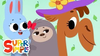 Alice The Camel   Kids Songs   Super Simple Songs
