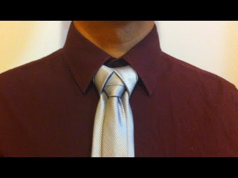 how to make the ediety tie knot
