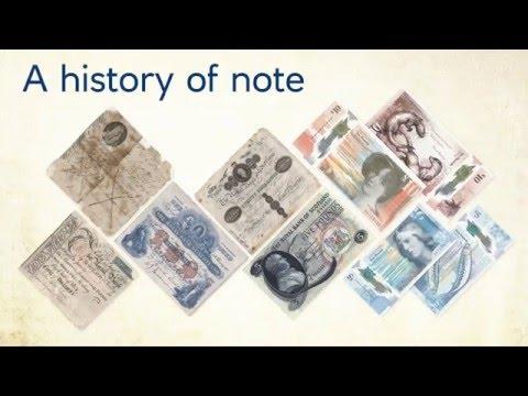 A history of note - Royal Bank of Scotland bank notes