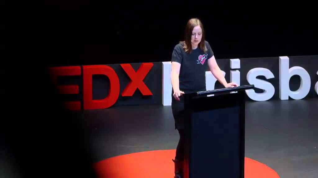 Love your sister | Connie Johnson | TEDxBrisbane